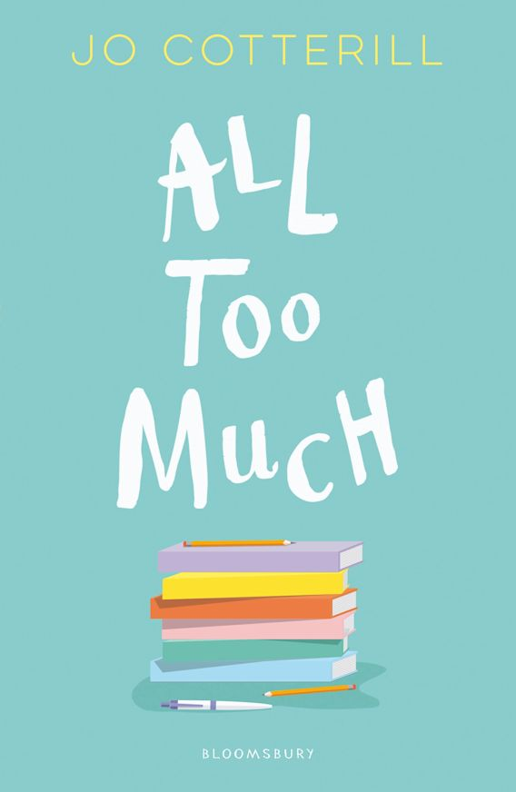 Hopewell High: All Too Much cover