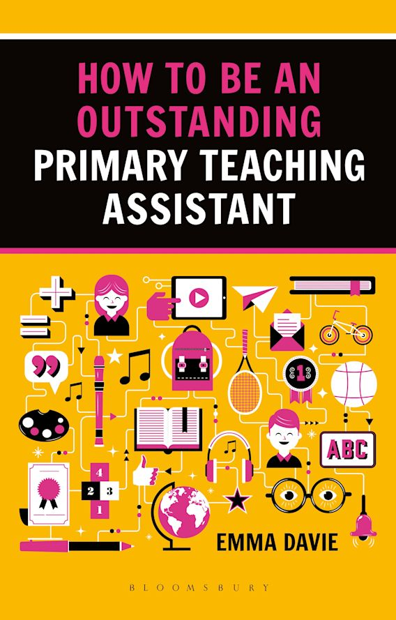 How to be an Outstanding Primary Teaching Assistant cover