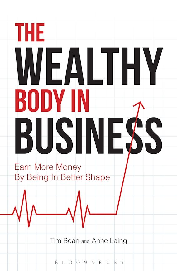 The Wealthy Body In Business cover