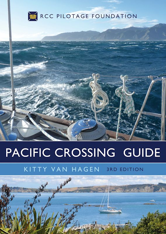 The Pacific Crossing Guide 3rd edition cover