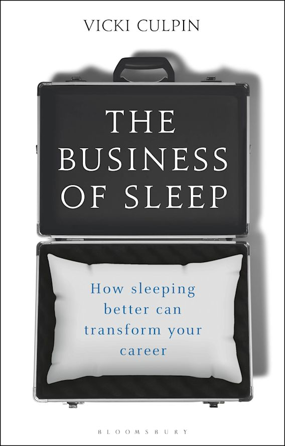The Business of Sleep cover