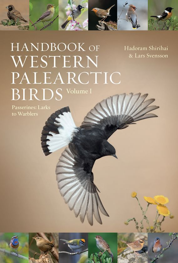 Handbook of Western Palearctic Birds, Volume 1 cover