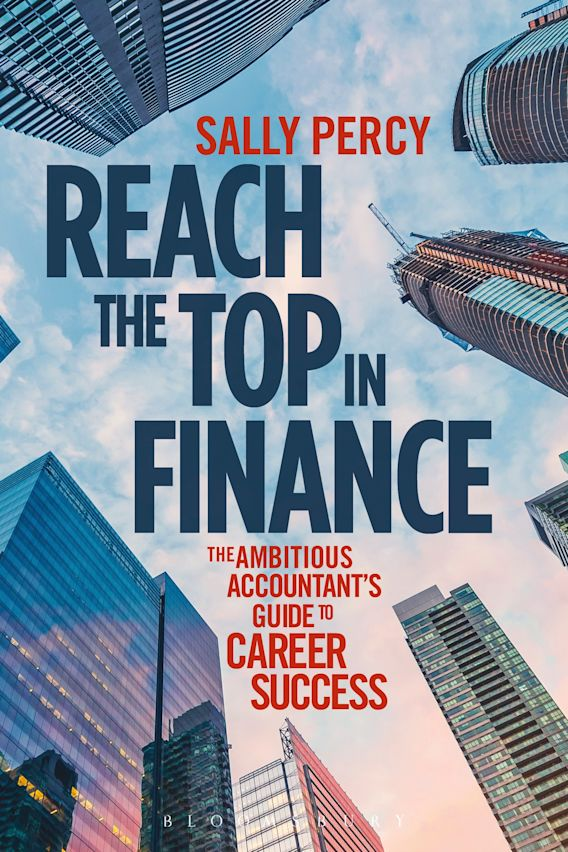 Reach the Top in Finance cover