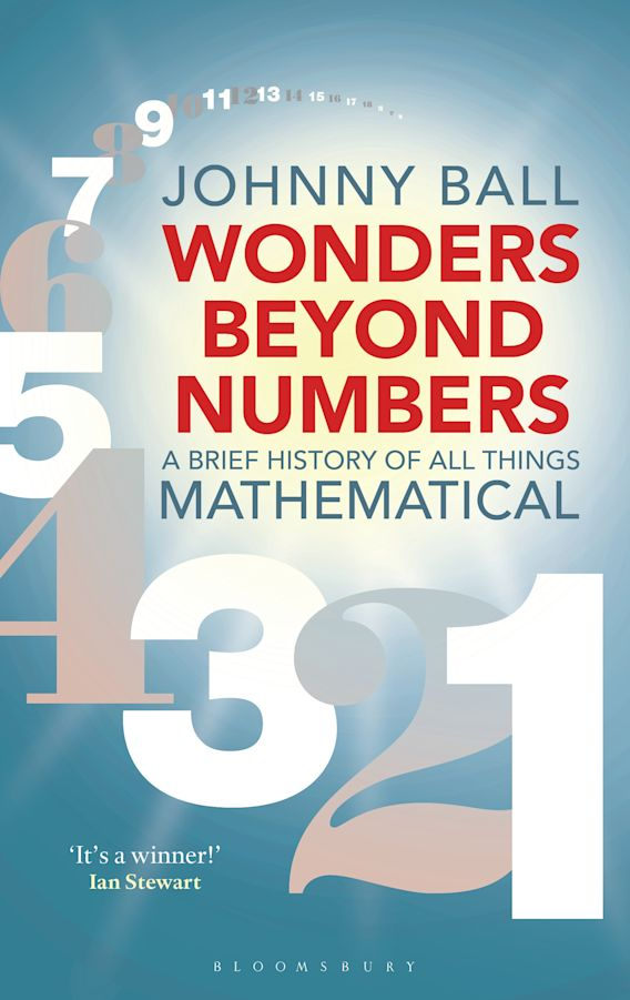 Wonders Beyond Numbers cover