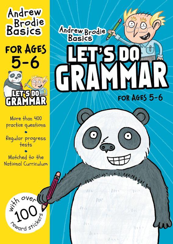 Let's do Grammar 5-6 cover