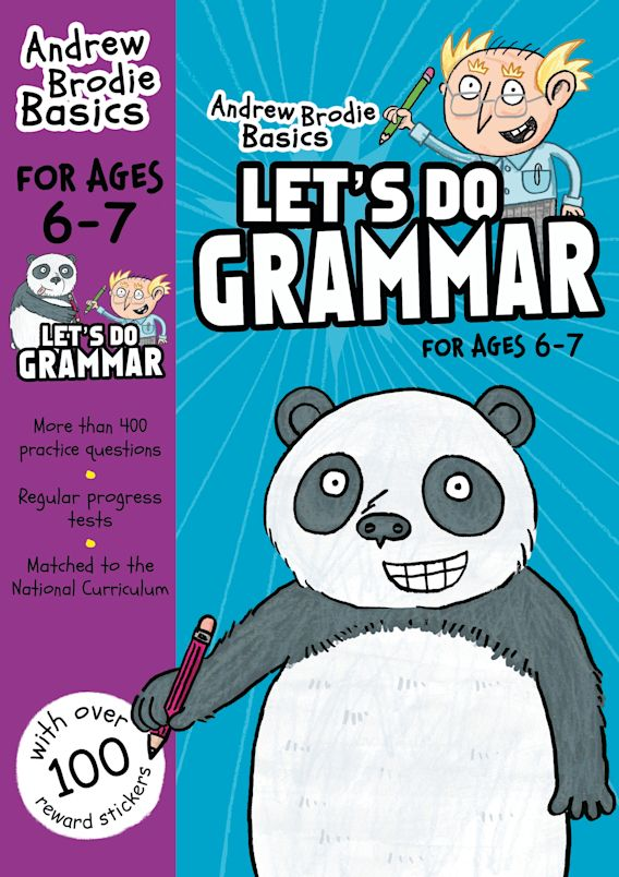 Let's do Grammar 6-7 cover