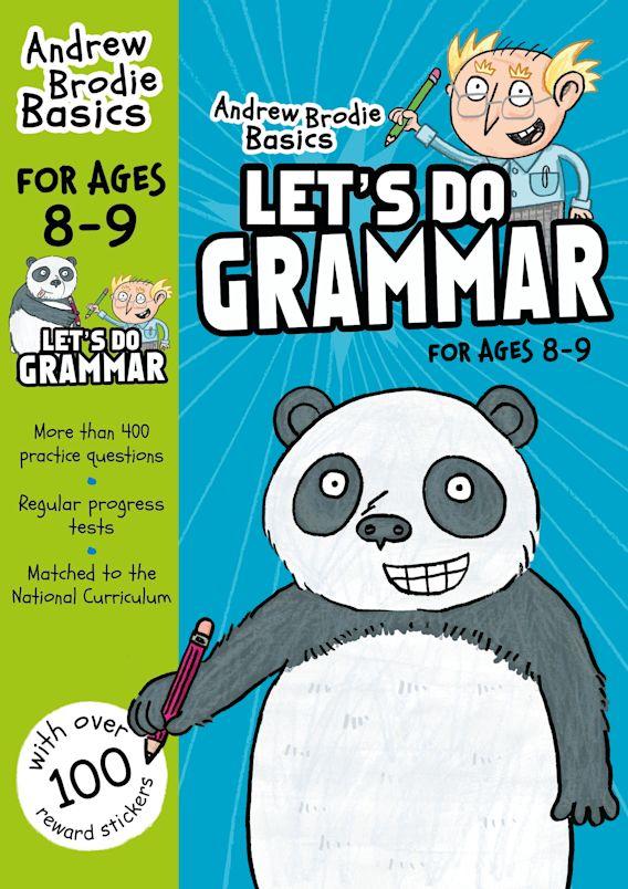 Let's do Grammar 8-9 cover