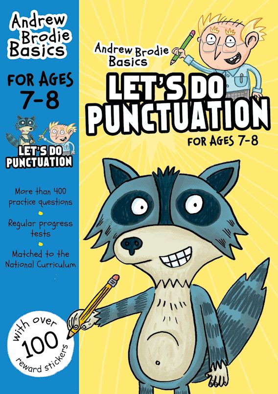 Let's do Punctuation 7-8 cover