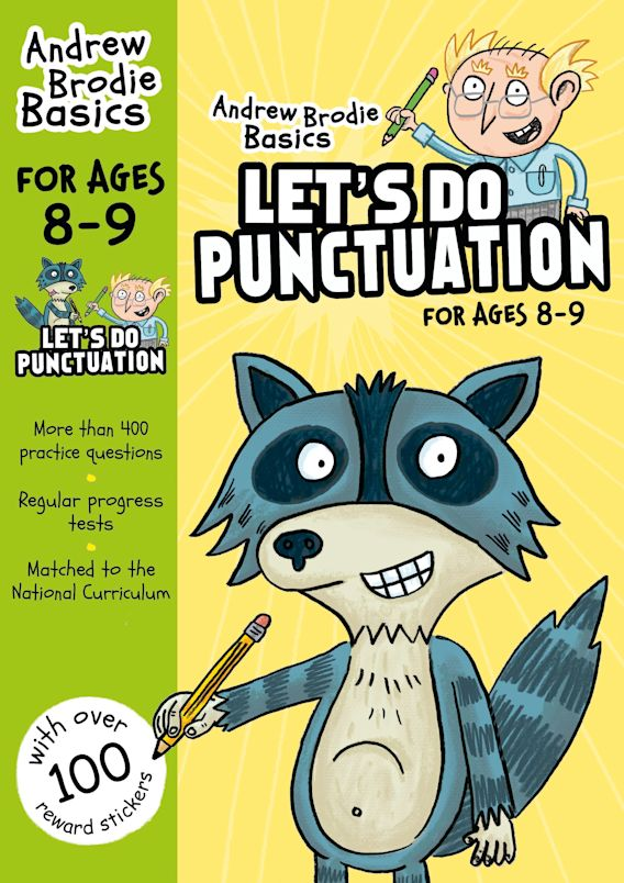 Let's do Punctuation 8-9 cover