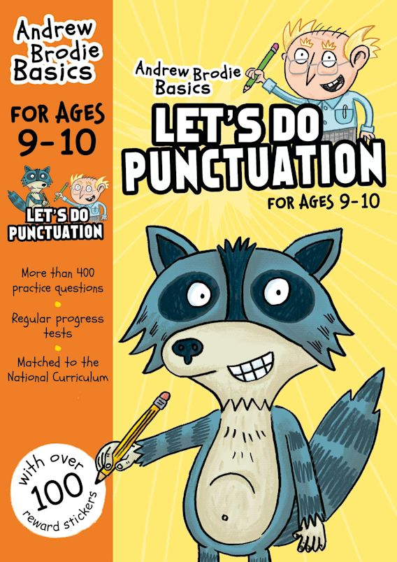 Let's do Punctuation 9-10 cover