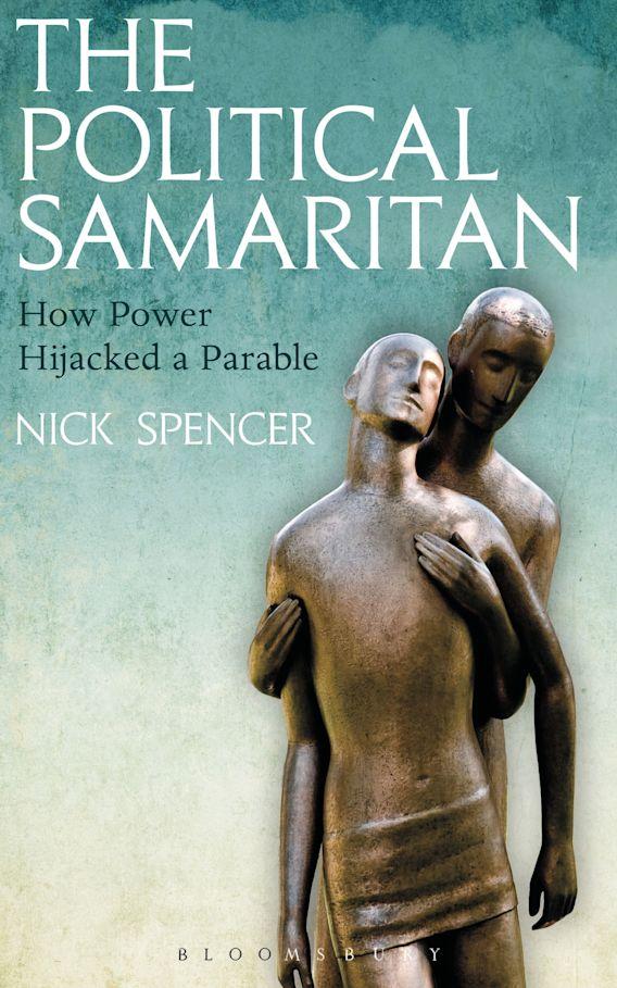 The Political Samaritan cover