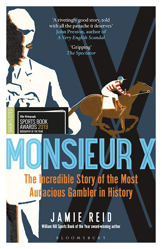 Monsieur X cover