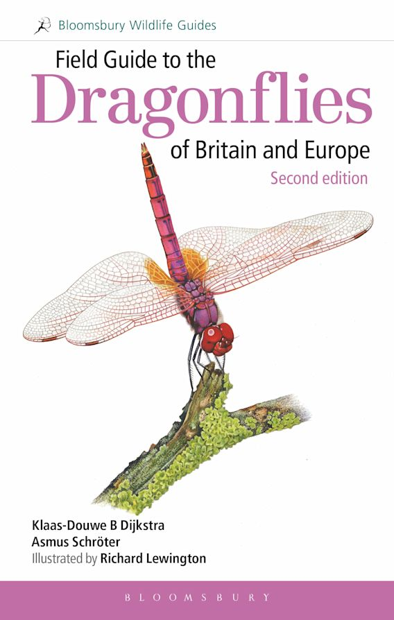 Field Guide to the Dragonflies of Britain and Europe: 2nd edition cover