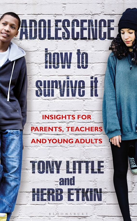 Adolescence: How to Survive It cover