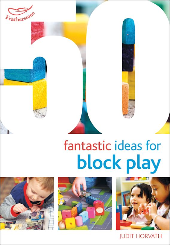 50 Fantastic Ideas for Block Play cover