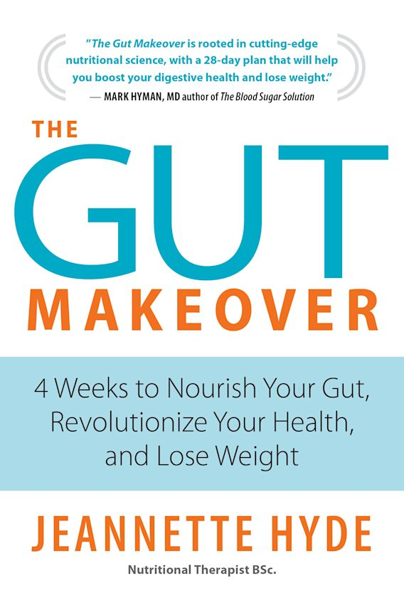 The Gut Makeover cover