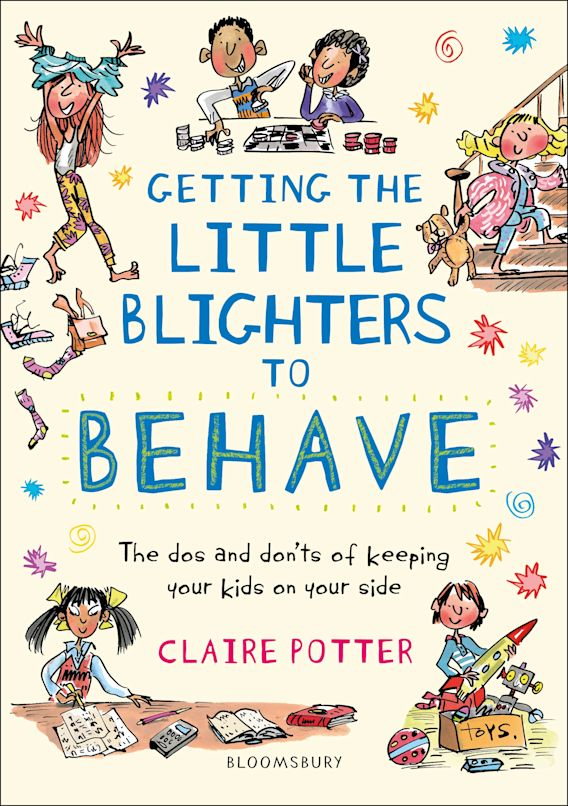 Getting the Little Blighters to Behave cover