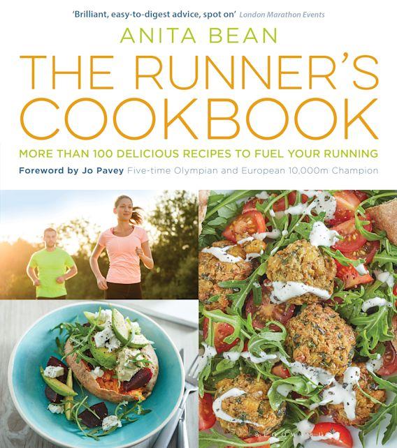The Runner's Cookbook cover