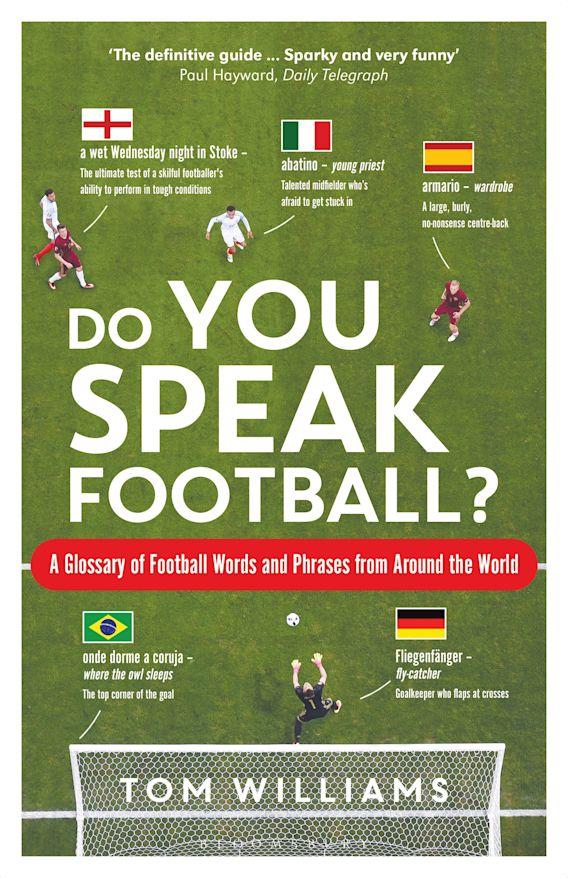 Do You Speak Football? cover