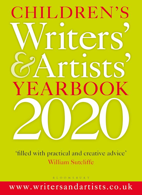 Children's Writers' & Artists' Yearbook 2020 cover