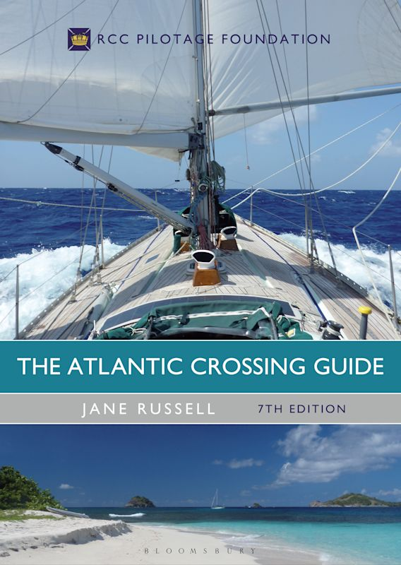 The Atlantic Crossing Guide 7th edition cover