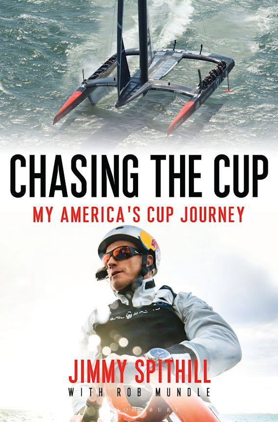 Chasing the Cup cover