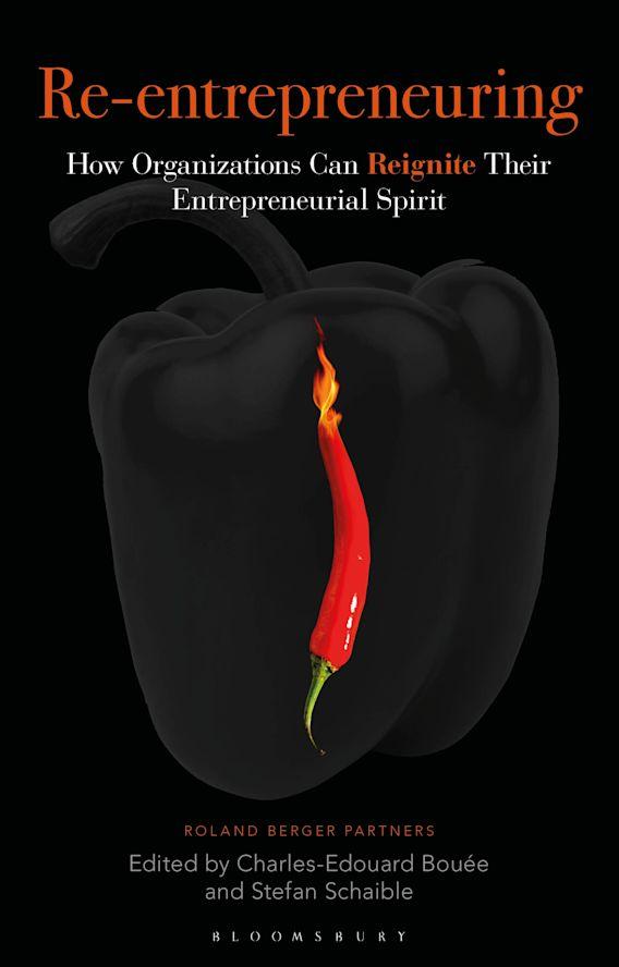 Re-Entrepreneuring cover