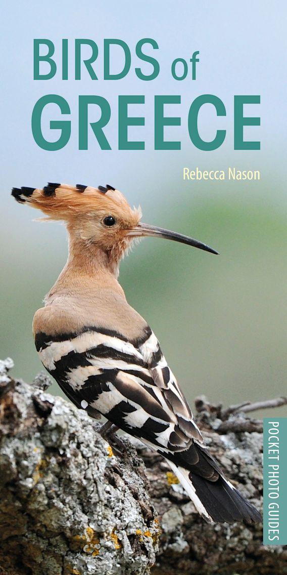 Birds of Greece cover