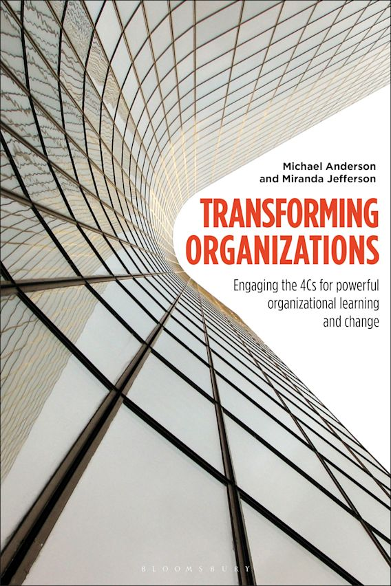 Transforming Organizations cover