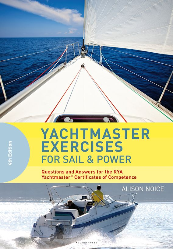 Yachtmaster Exercises for Sail and Power cover