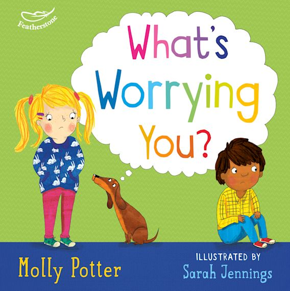 What's Worrying You? cover