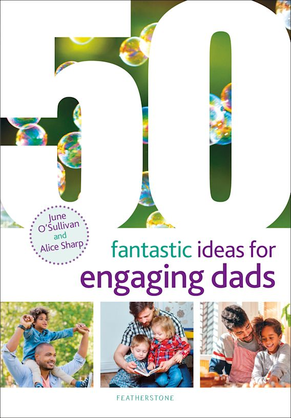 50 Fantastic Ideas for Engaging Dads cover