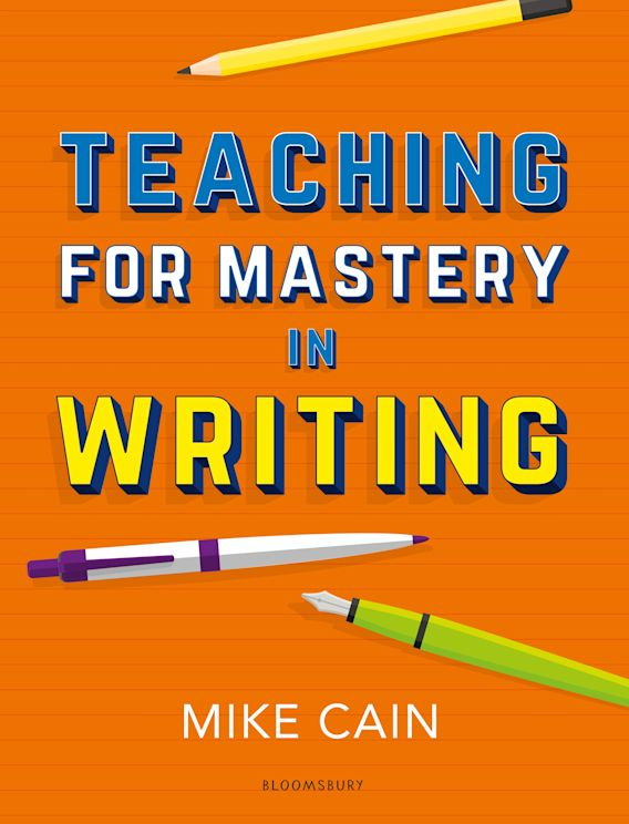 Teaching for Mastery in Writing cover