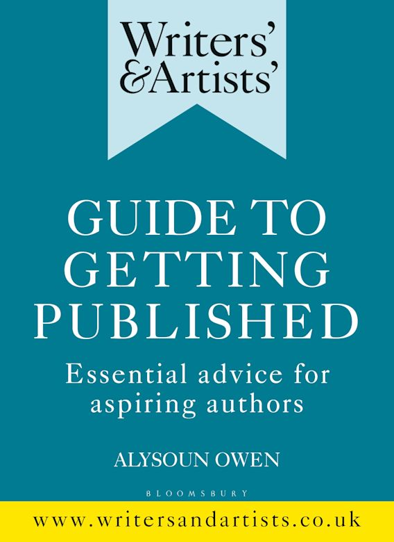 Writers' & Artists' Guide to Getting Published cover