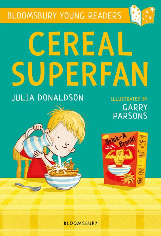 Cereal Superfan: A Bloomsbury Young Reader cover