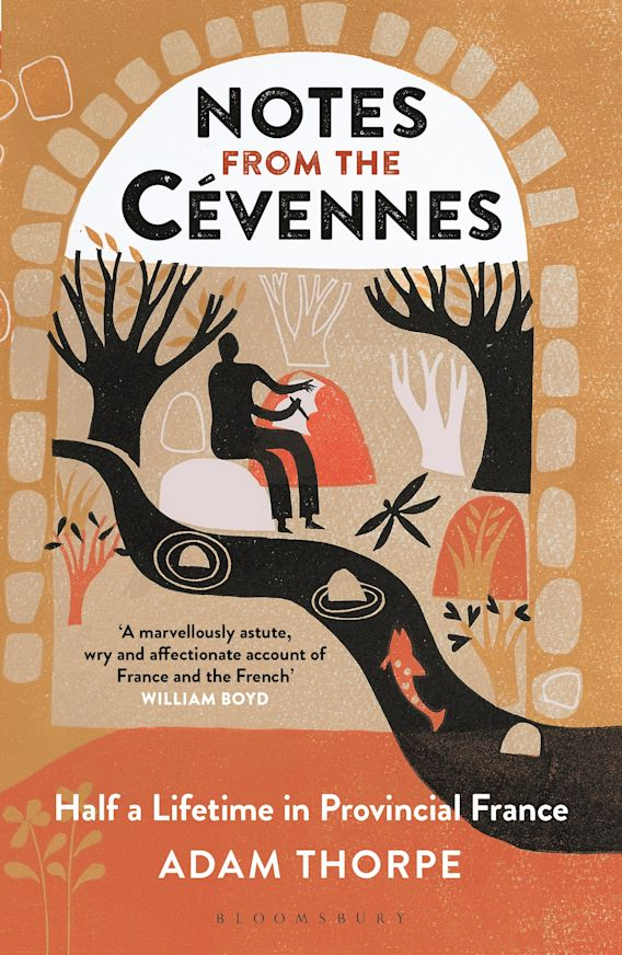 Notes from the Cévennes cover