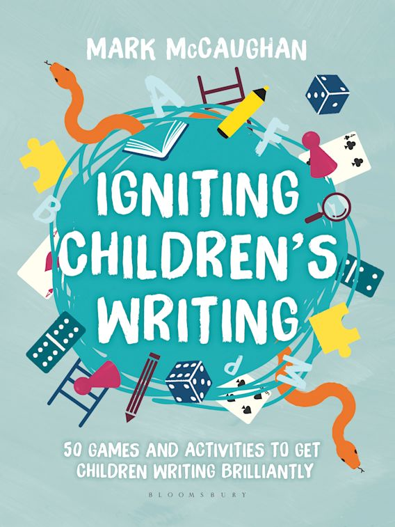 Igniting Children's Writing cover