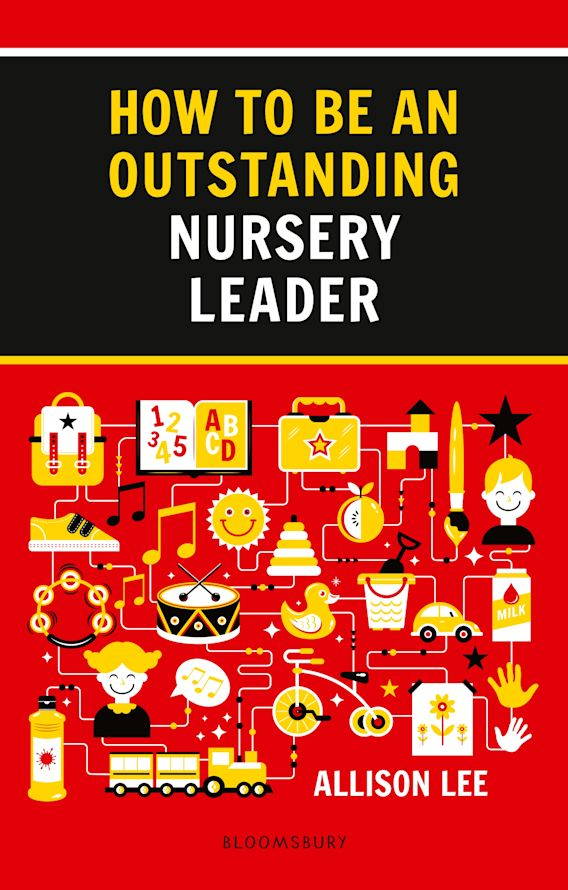 How to be an Outstanding Nursery Leader cover