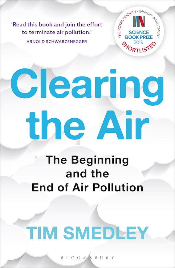 Clearing the Air cover
