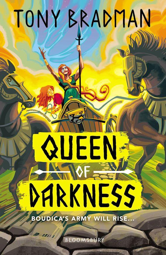 Queen of Darkness cover