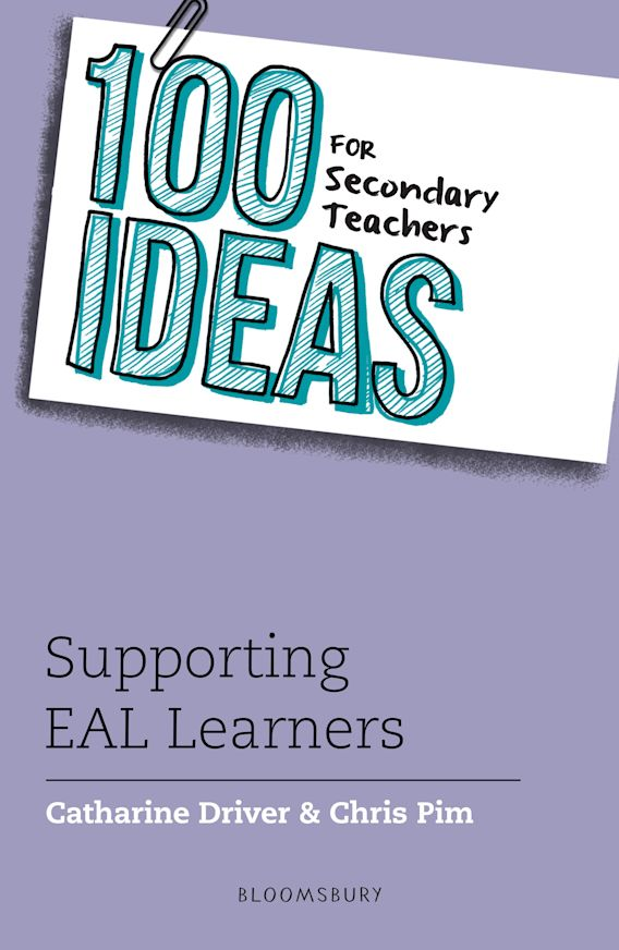 100 Ideas for Secondary Teachers: Supporting EAL Learners cover