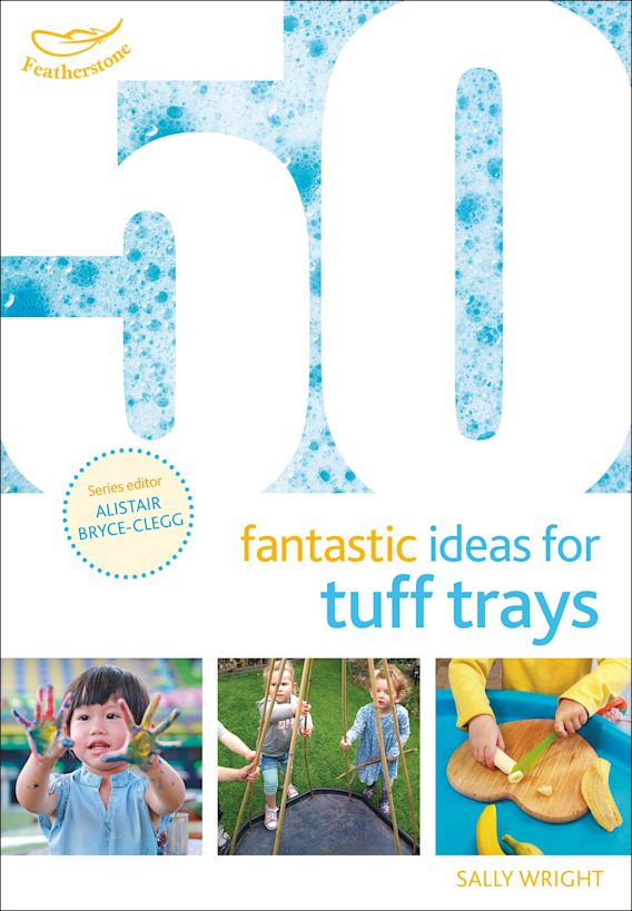 50 Fantastic Ideas for Tuff Trays cover
