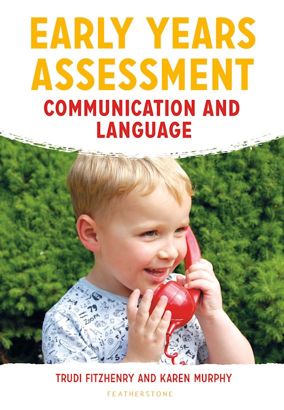 Early Years Assessment: Communication and Language cover