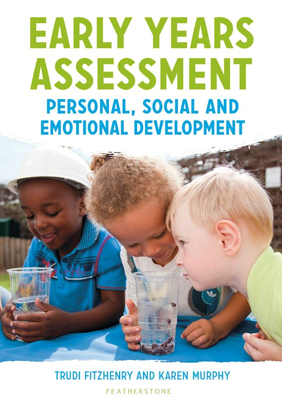 Early Years Assessment: Personal, Social and Emotional Development cover