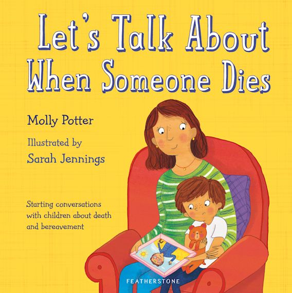Let's Talk About When Someone Dies cover