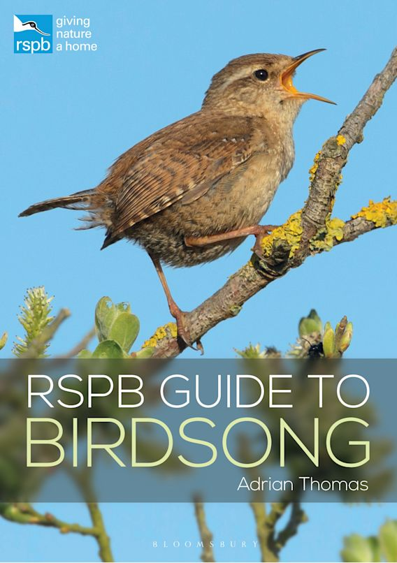 RSPB Guide to Birdsong cover