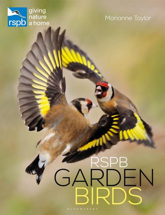 RSPB Garden Birds cover