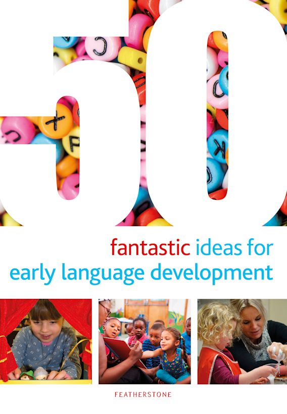 50 Fantastic Ideas for Early Language Development cover