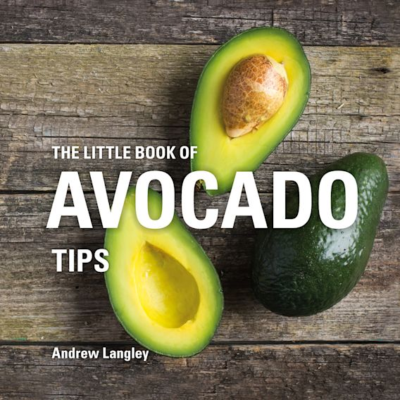 The Little Book of Avocado Tips cover