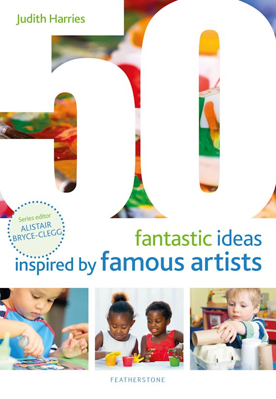 50 Fantastic Ideas Inspired by Famous Artists cover